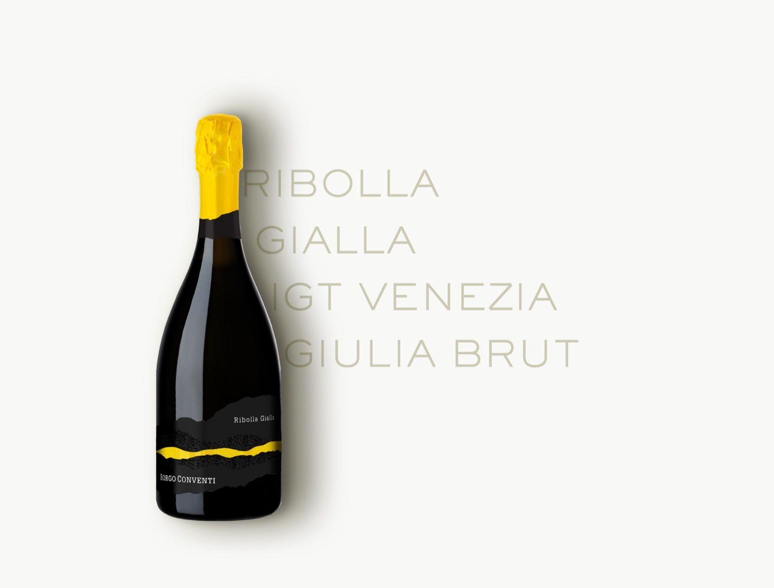 Ribolla Gialla IGT Venezia Giulia Brut