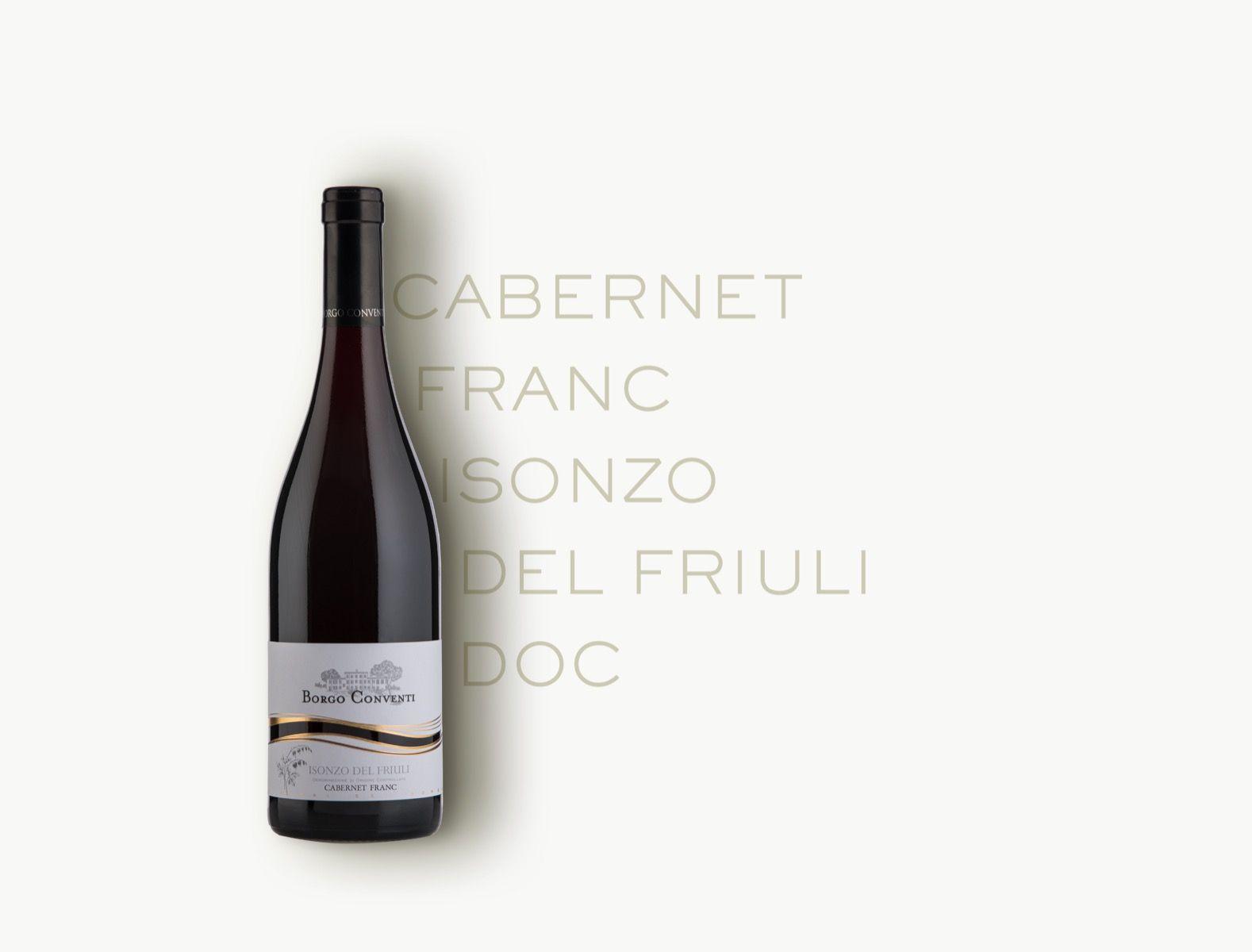 Cabernet Franc Isonzo del Friuli DOC
