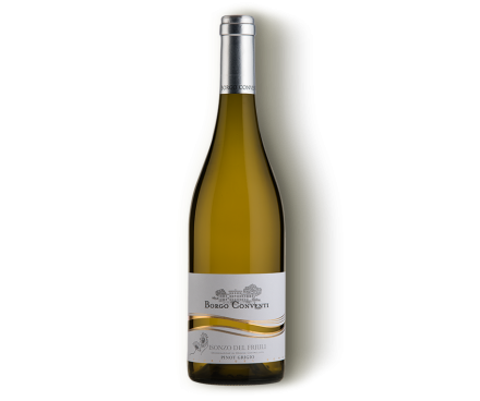 Pinot Grigio Isonzo del Friuli DOC
